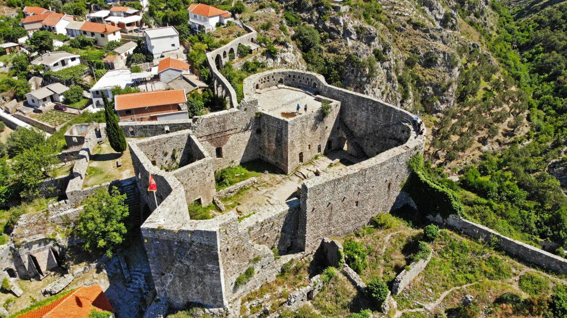 [Видео] Бар — Крепость и Старый город